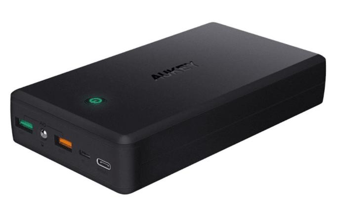 аккумулятор с USB-C