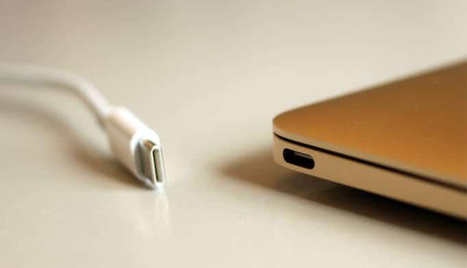 порт USB-C