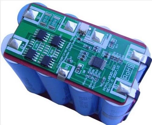 Блок батарей