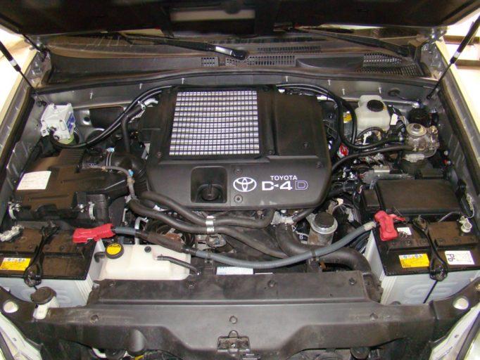 аккумуляторы в Toyota Prado 120