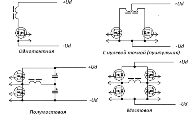 схемы сетевого выпрямителя