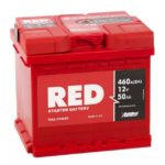 RED 50R 460 А (6СТ-50)