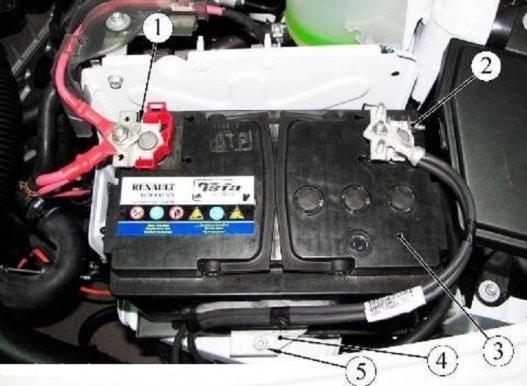 Какой аккумулятор выбрать для Lada Largus