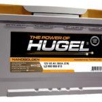 Hugel Ultra D23, 60 Ah