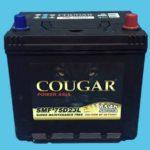 Cougar 75D23L 65 Ah Asia