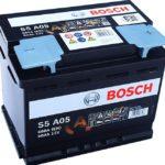 Bosch s5 AGM 60ah 680a