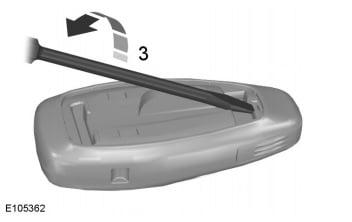 Как поменять батарейку в ключе Ford Focus 3