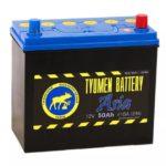Tyumen Battery Asia 50 Ач обр. пол. 410A