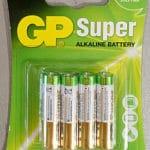 Чем отличаются пальчиковые и мизинчиковые батарейки (ААА и АА)