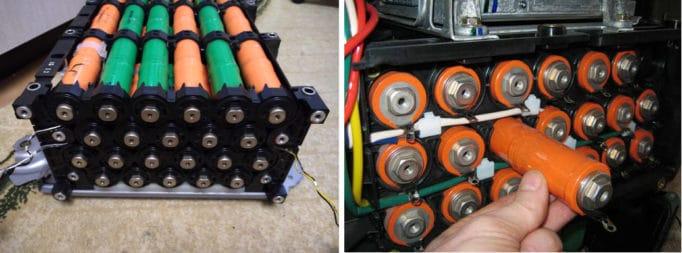 батарея Приус NHW10