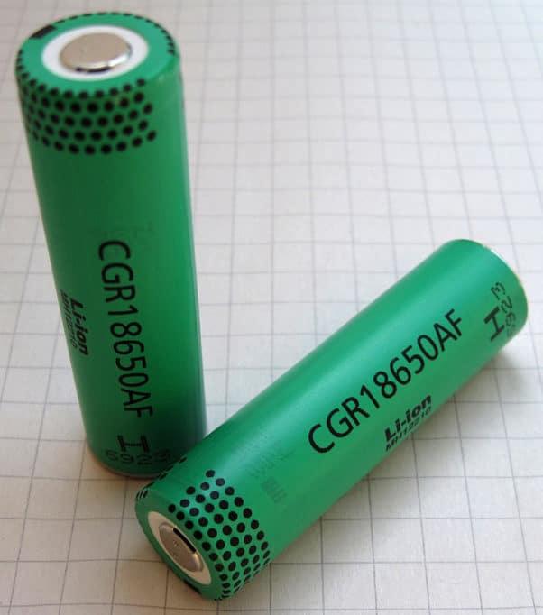 аккумулятор типоразмера 18650