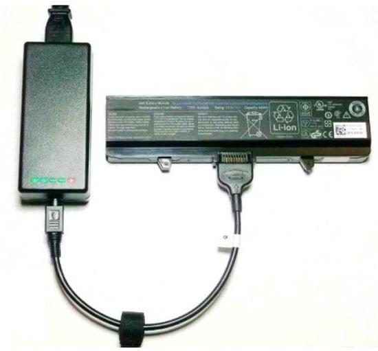 Адаптер для зарядки аккумулятора