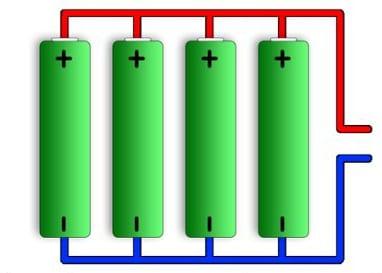 Батарея аккумуляторов