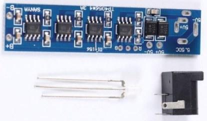 Модуль зарядки ячейки TP4056