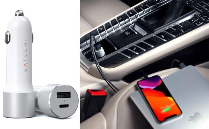 Как зарядить ноутбук в машине от прикуривателя