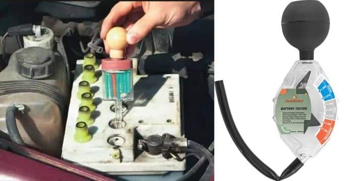 Все способы как проверить плотность электролита в аккумуляторе
