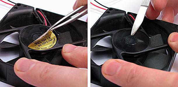 Как смазать вентилятор в блоке питания компьютера