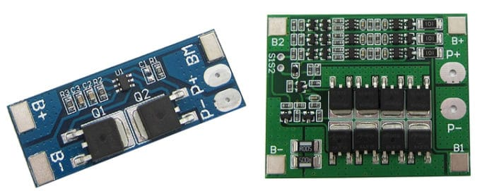 BMS-контроллер