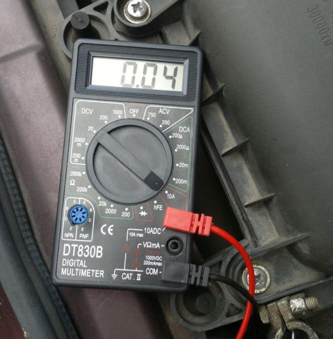 Как найти утечку тока в автомобиле или почему разряжается аккумулятор?