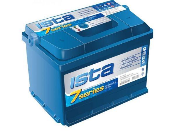 Аккумулятор ISTA