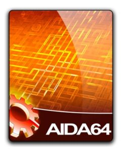 утилита Aida 64