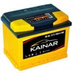Kainar Standart+ 60Ah EN 550A L+