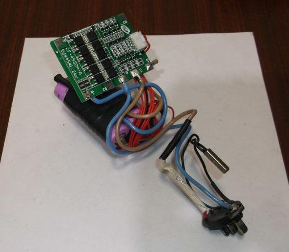Модуль батареек