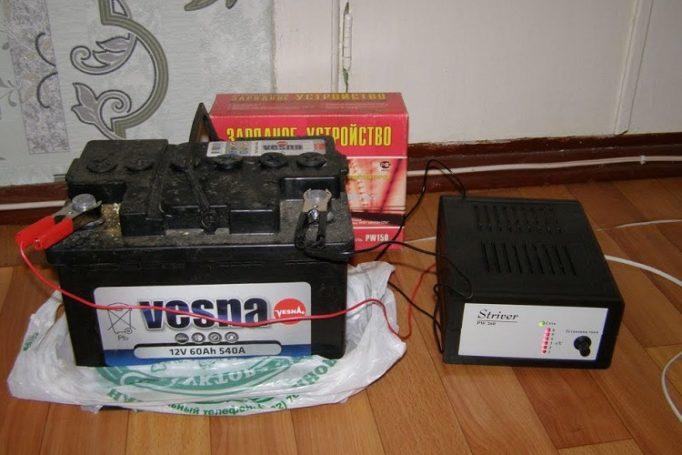 Вредно ли заряжать аккумулятор от машины дома