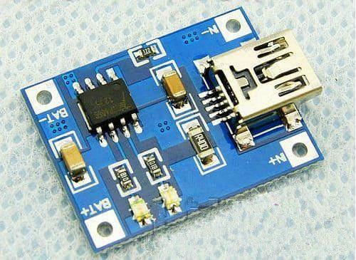 Модуль TP4056