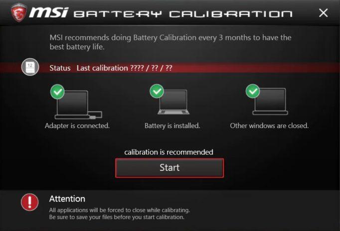 BatteryCalibration