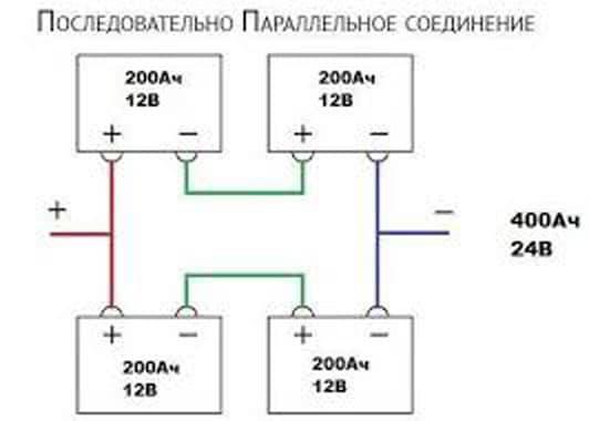 Как соединять батарейки и аккумуляторы последовательно или параллельно — схемы и особенности сборки