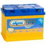 АКОМ EFB 60L (6СТ-60VL)