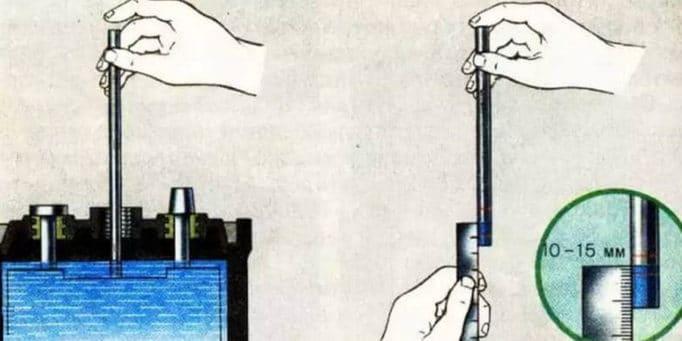 Как подготовить аккумулятор авто к зиме своими руками