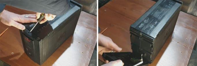 Как отремонтировать бесперебойник для компьютера своими руками