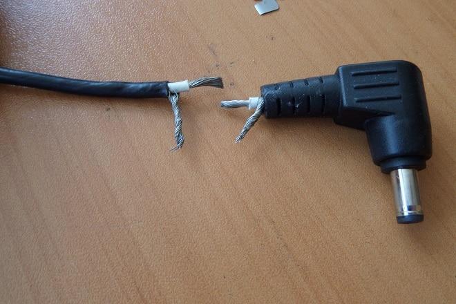 Как отремонтировать своими руками блок питания ноутбука