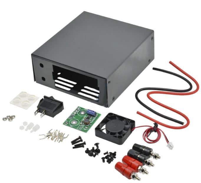 Набор для сборки блока питания из комплекта DPS5020-USB-BT