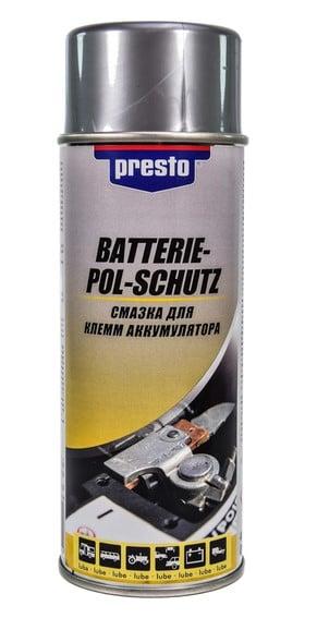 Presto Batterie-Pol-Schutz
