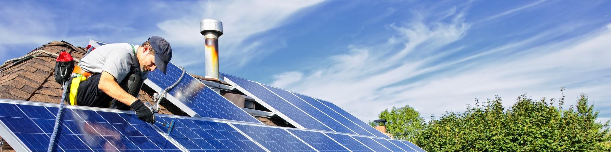 Из чего состоит и как работает солнечная батарея