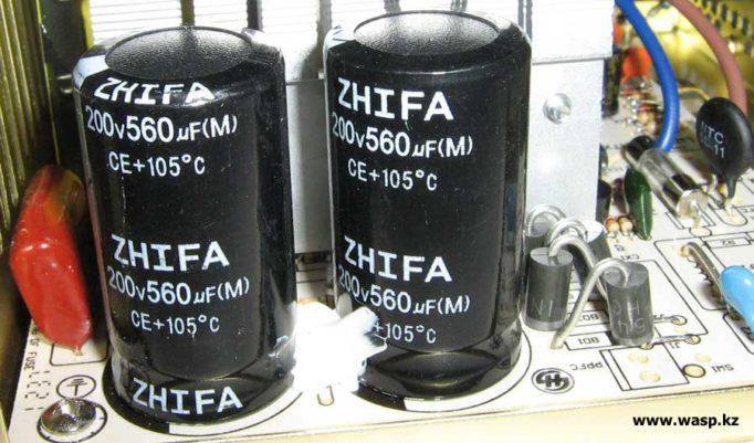 выпрямительные конденсаторы