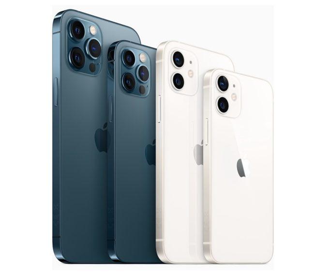 Характеристики и ёмкость аккумулятора iPhone 12 всех моделей